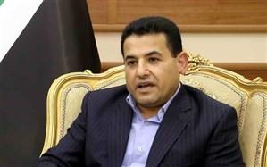 مشاور امنیت ملی عراق: خط راه آهن ایران و عراق به زودی وصل می شود