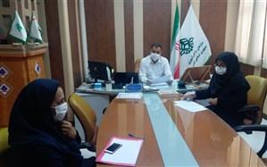 نشست هماهنگی انتخابات مجلس دانش آموزی استان برگزار شد