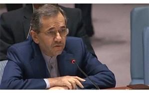 تخت روانچی: نیروهای خارجی غیرمجاز از سوریه خارج شوند