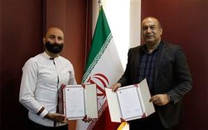 امضای تفاهم نامه همکاری میان انجمن صنفی هنرمندان تئاتر تهران و فرهنگسرای نیاوران