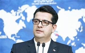 موسوی: ایران هیچ حرکت خصمانه ای علیه ملت خود را بی پاسخ نمی گذارد