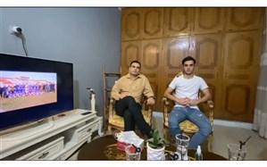 صعود تیم فوتبال امید نفت امیدیه به لیگ برتر کشور
