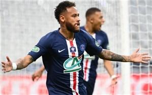 جام حذفی فرانسه؛ بازگشت پولدارها با جام تمام شد