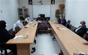نشست تشکل های دانشآموزی تهران با موضوع اختتامیه جشنواره «مهتاب در نور»