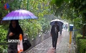 پیش بینی وزش باد و بارش باران در لرستان