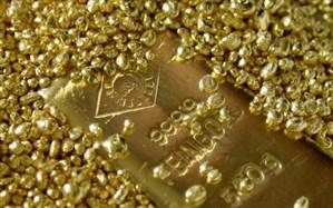 رشد ملایم قیمت طلا در بازار جهانی