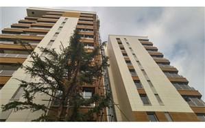 وضعیت قیمتی آپارتمانهای ۱۰۰ متر به بالا