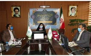 برگزاری اولین جلسه کمیسیون تخصصی سازمان دانش آموزی شهر تهران در منطقه 8
