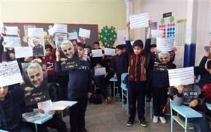 ابلاغ راهبردها و سیاستهای فرهنگی تربیتی آموزش و پرورش در تداوم راه سردار شهید قاسم سلیمانی