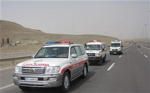 امدادرسانی هلال احمر استان زنجان به 582 حادثه دیده