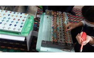 کارگاه فیروزهکوبی در شهرستان کازرون راهاندازی شد