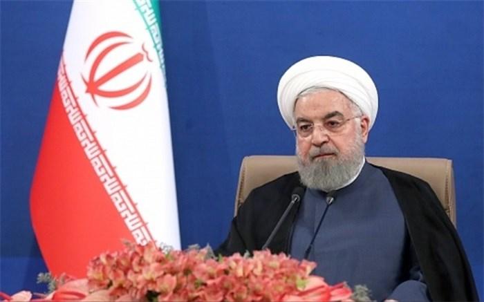 روحانی: در برجام حساب شده عمل کردیم