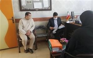 بازدید سرزده پایگاه مجازی آموزش و پرورش شهرقدس از فعالیت های فوقبرنامه این پایگاه