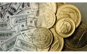 کاهش قیمت ارز و افزایش قیمت طلا  در بازار امروز