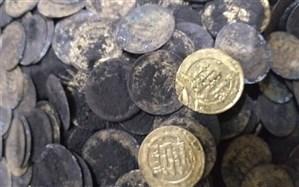 کشف و ضبط ۱۹۱۸ قطعه سکه در شهرستان میانه
