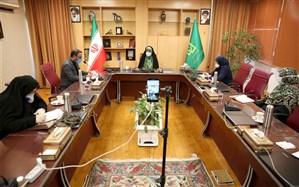 معاونت ریاست جمهوری در امور زنان و خانواده و سازمان نهضت سوادآموزی تفاهم نامه همکاری امضا کردند