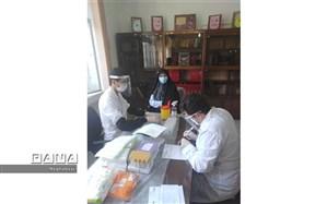 انجام آزمایش آنتی بادی به منظور حفظ سلامت کارکنان اداری آموزش و پرورش منطقه 8