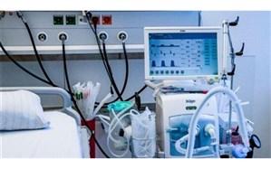 وجود  کافی دستگاه تنفس مصنوعی  برای بیماران آذربایجان شرقی