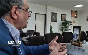 حضور مشاور وزیر آموزش و پرورش در وبینار تدوین برنامه سالانه  مدیران مدارس منطقه چهار