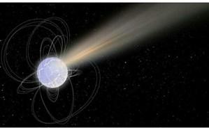 شناسایی تابشهای ناشناخته از یک ستاره مُرده!