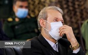 لاریجانی: امنیت کشور مرهون شهداست