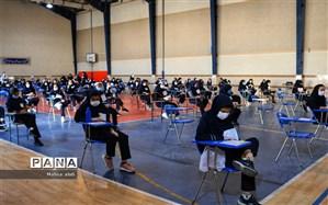 برگزاری  آزمون وروردی مدارس استعداد های درخشان همزمان با سراسر کشور در فارس
