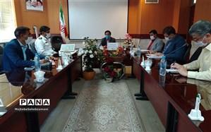 جلسه کارگروه ماده ۱۸ در شهرستان کاشمر برگزار شد