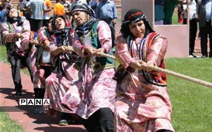 بازی های بومی محلی