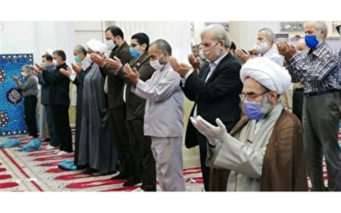 نماز عید قربان در سراسر گیلان  برگزارشد