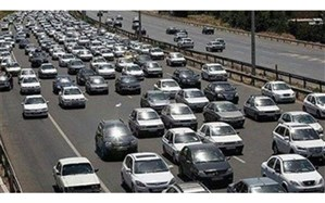 ترافیک در محورهای شمالی سنگین است