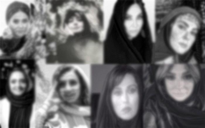 چالش عکس های سیاه و سفید