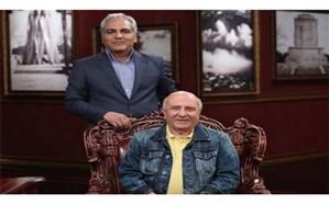 مهران مدیری خودش را  با یک هنرمند کارکشته مقایسه کرد