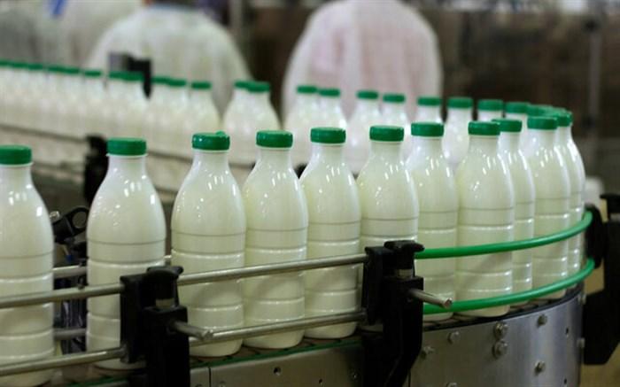 صادرات شیر