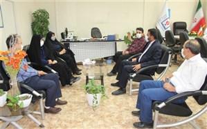 نشست مدیران مدارس بوشهر با معاونت پرورشی و فرهنگی آموزش و پرورش استان بوشهر