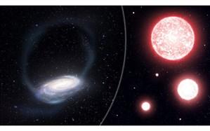 رصد گروهی مرموز از ستارگان باستانی در یک صورت فلکی