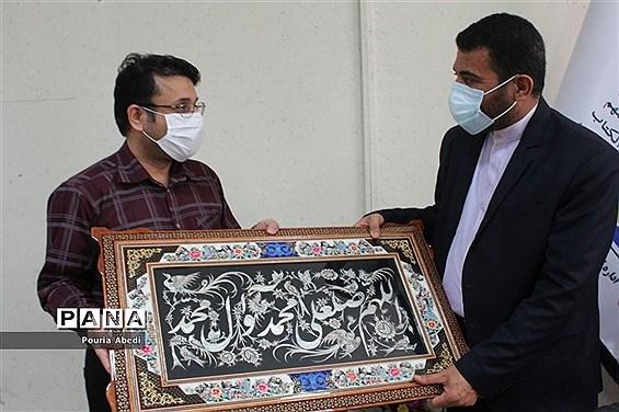 نشست  مدیران مدارس بوشهر با معاون پرورشی و فرهنگی استان بوشهر