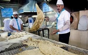 حقوق و مزایای کارگران نانوایی با شیوع کرونا افزایش یافت