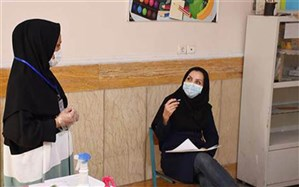 پروتکلهای بهداشتی در پایگاههای سنجش نوآموزان شهرری اجرا میشود
