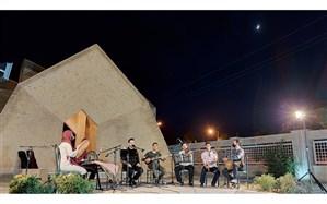 اجرای کنسرت موسیقی سنتی آنلاین در موزه خط و کتابت نیریز