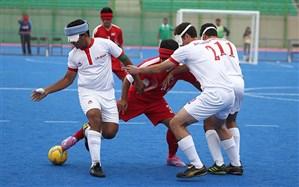 ارتقا ورزش نابینایان زنجانی به رتبه 8 کشوری