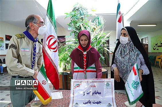 تولید محتوای سازمان دانشآموزی شهر تهران در منطقه 5