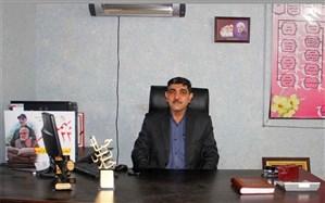 نشست هم اندیشی معاون آموزشی و مدیران مدارس نمونه دولتی  حاجی آباد