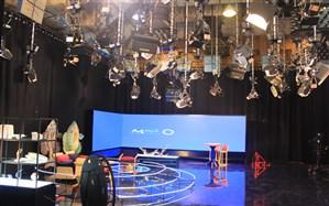 استودیو تلویزیونی بازسازی شده شبکه چهار افتتاح شد