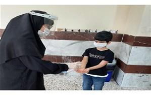 اجرای طرح سنجش سلامت جسمانی و آمادگی تحصیلی نوآموزان بدو ورود به دبستان در استان اردبیل