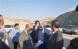 طرح چهار خطه یاسوج - شیراز  به بهره برداری می رسد