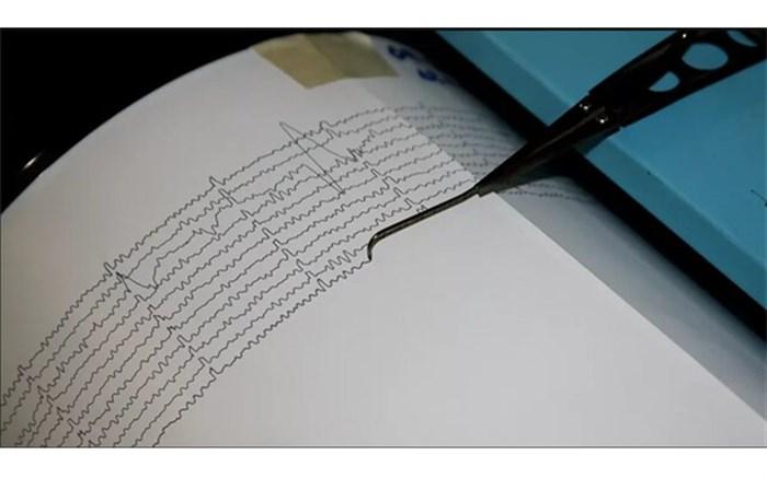 مختصات زلزله ۴.۵ ریشتری که مرز دو استان را لرزاند