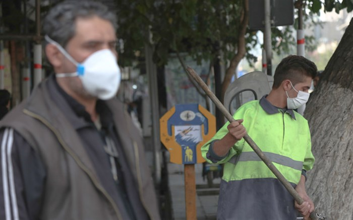 ازن هوای پایتخت را برای همه آلوده کرد
