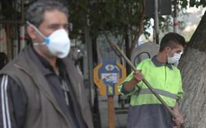 افزایش غلظت آلاینده «ازن» در هوای تهران
