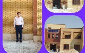 آموزشگاه شش کلاسه شهید احمد زادهچهار روستایی در سال تحصیلی جدید افتتاح می شود