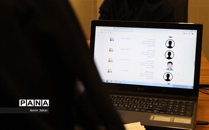 جلسه ستاد برگزاری دهمین دوره انتخابات مجلس دانش آموزی استان فارس